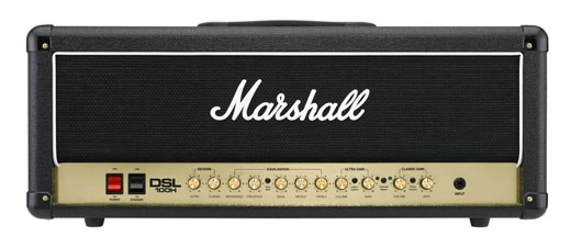 Marshall DSL100H Dual Super Lead Guitar Amplifier Head