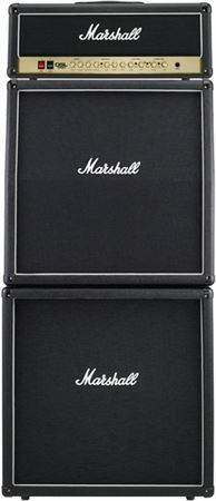 Marshall DSL100 Head and MX412 Cabs Guitar Amp Full Stack