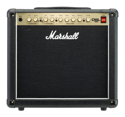 Marshall DSL15C Dual Super Lead Guitar Combo Amplifier