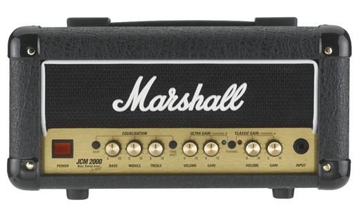 Marshall 50th Anniversary DSL Tube Guitar Amplifier Head