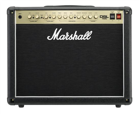 Marshall DSL40C Dual Super Lead Guitar Combo Amplifier