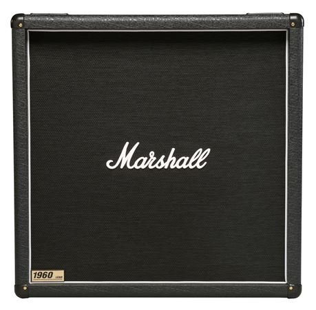 Marshall JCM1960B 4x12 Straight Guitar Speaker Cabinet