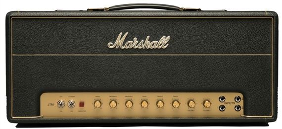 Marshall 2245THW Handwired Tremolo Guitar Amplifier Head