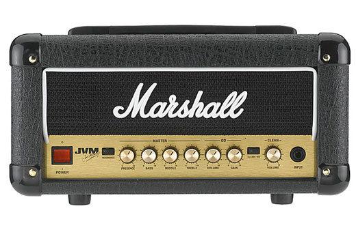 Marshall 50th Anniversary JVM-1H Tube Guitar Amplifier Head
