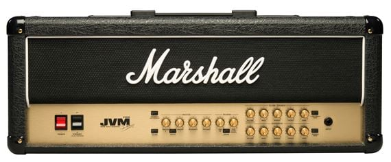 Marshall JVM210H Guitar Amplifier Head