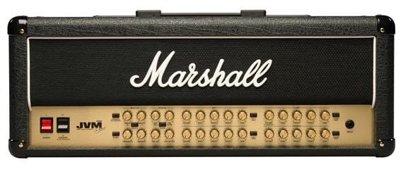 Marshall JVM410HJS Joe Satriani Signature Guitar Amplifier Head