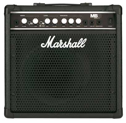 Marshall MB15 Bass Guitar Combo Amplifier