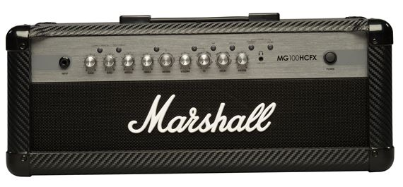 Marshall MG100HCFX Guitar Amplifier Head