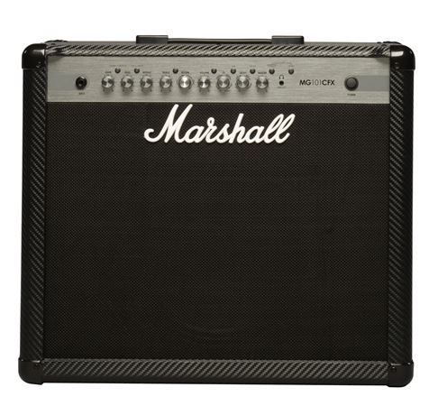 Marshall MG101CFX Guitar Combo Amplifier