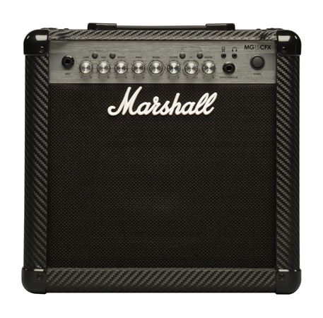 Marshall MG15CFX Guitar Combo Amplifier with Effects