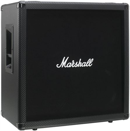 Marshall MG412BCF Straight 4x12 Guitar Speaker Cabinet