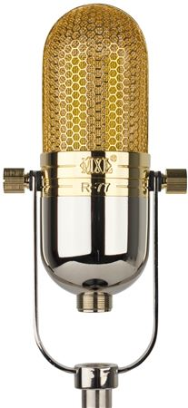 MXL R77-L Ribbon Microphone With Lundahl Transformer