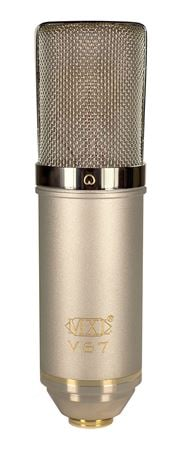 MXL V67G HE Heritage Edition Large Diaphragm Cardioid Condenser Mic