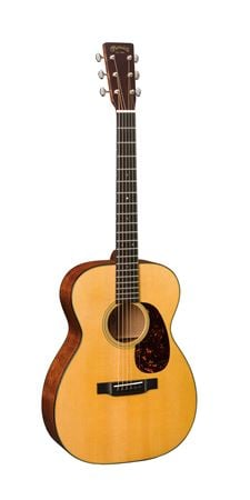 Martin 0018 Grand Concert Acoustic Guitar with Case
