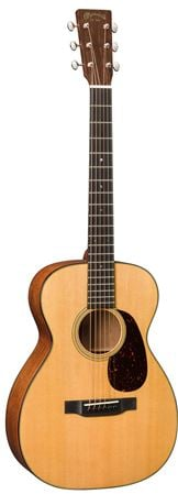 Martin 018 Acoustic Guitar with Case