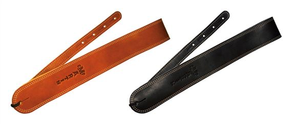 Martin Ball Glove Leather Guitar Straps