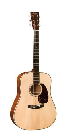 Martin Custom Shop Outlaw Dreadnought Acoustic Guitar with Case