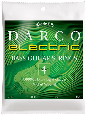 Martin Darco Bass Stgs XL Long Scale Round Wound