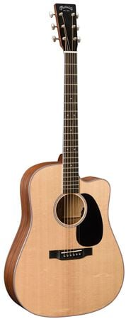 Martin DC16E Dreadnought Acoustic Electric Guitar with Case