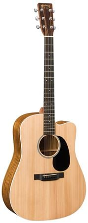 Martin DCRSG Dreadnought Acoustic Electric Guitar Cutaway with Case