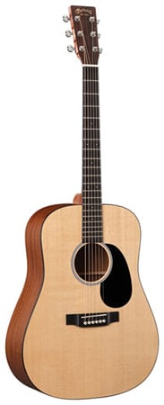 Martin DRS2 Road Series Acoustic Electric Dreadnought Guitar with Case