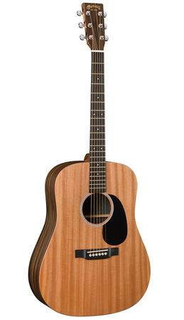 Martin DX2AE Dreadnought Macassar Acoustic Guitar with Sonitone