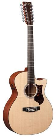 Martin GPC12PA4 Performing Artist 12 String Acoustic Electric