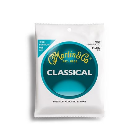 Martin Classical Acoustic Guitar Strings