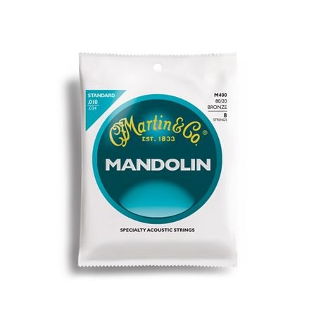 Martin 80/20 Bronze Mandolin Strings