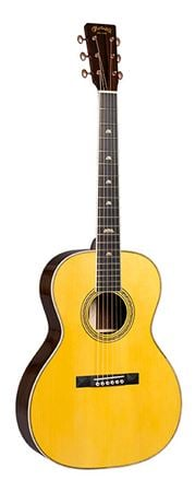 Martin SS00L Art Deco Concert Acoustic Guitar Limited with Case
