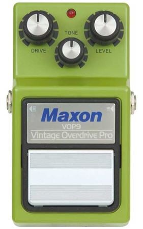 Maxon VOP9 Vintage Overdrive Pro Distortion Pedal