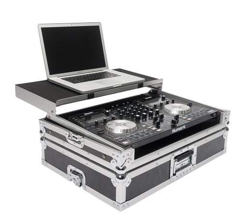 Magma DJ Controller Workstation DJ Controller Case for Numark NV