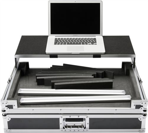 Magma MultiFormat Workstation XXL DJ Controller Case