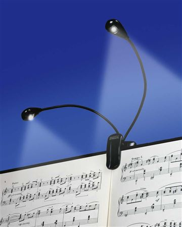 Mighty Bright Xtra Flex Duet Dual LED Music Stand Light