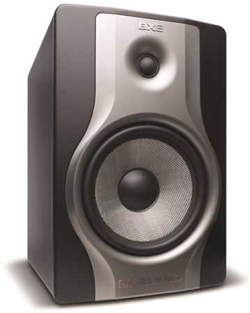 M Audio BX8 Carbon 8 Inch Powered Studio Monitor Single
