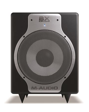 M-Audio BX Subwoofer 10-Inch Powered Studio Subwoofer