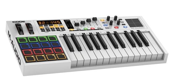 M-Audio Code 25 25-Key USB Keyboard Controller