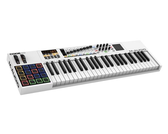 M-Audio Code 49 49-Key USB Keyboard Controller
