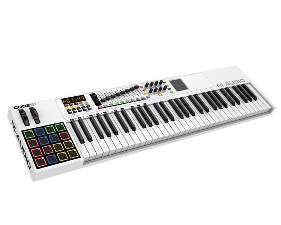 M-Audio Code 61 61-Key USB Keyboard Controller