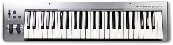 M Audio Keystation 49es MKII USB MIDI Controller Keyboard