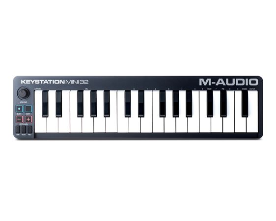 M Audio Keystation Mini 32 USB MIDI Controller Keyboard