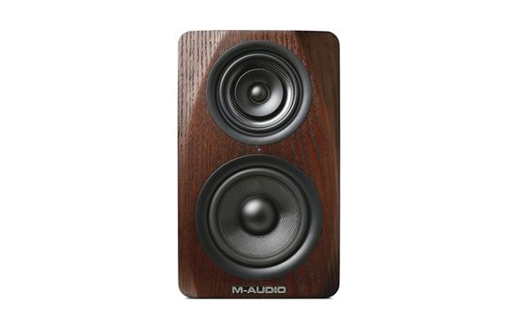 M Audio M36 6 Inch Three Way Powered Studio Monitor