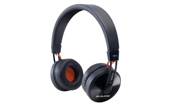 M Audio M50 Over Ear Monitoring Headphones