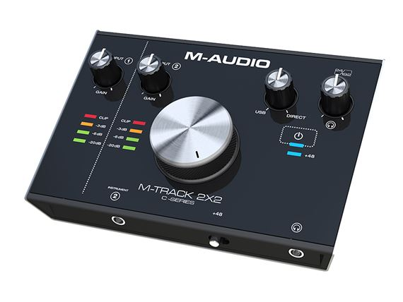 M Audio M-Track 2X2 USB Audio Interface