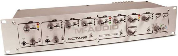 M Audio Octane 8 Channel Digital Preamp