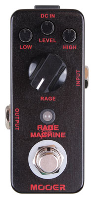 MOE RAGEMACHINE LIST Product Image