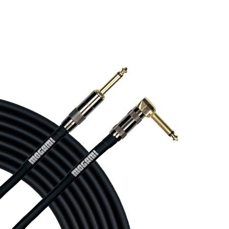 Mogami Platinum Guitar Cable Right Angle