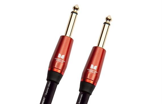 Monster Acoustic Guitar Instrument Cable