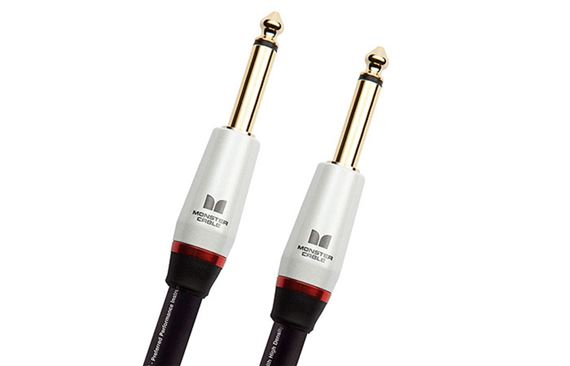 Monster Studio Pro 2000 Guitar Instrument Cable