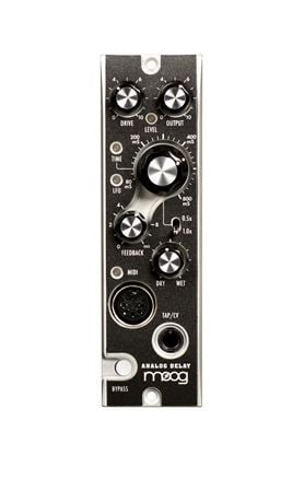 Moog 500 Series Analog Delay Processor